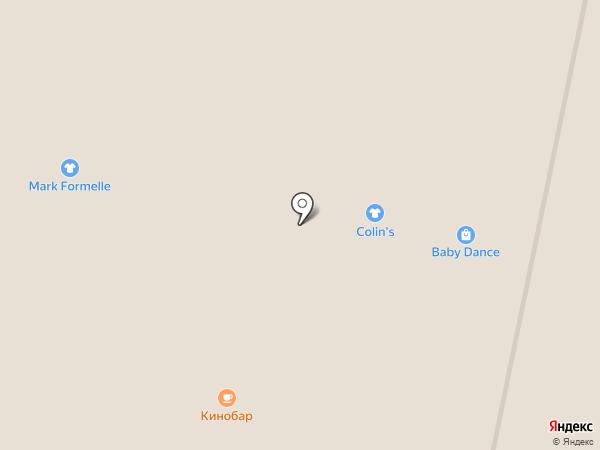 Оптимист на карте Красногорска