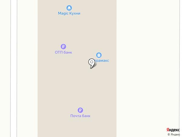 DNS на карте Анапы