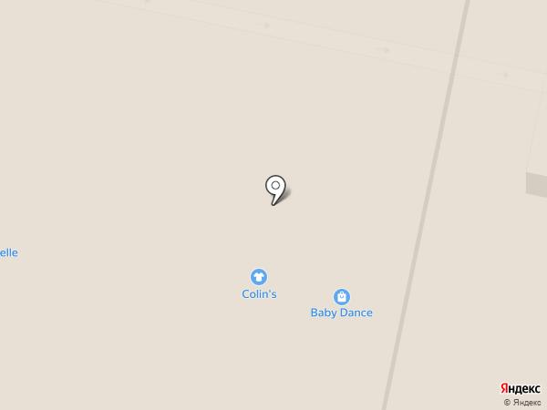 Colin`s на карте Красногорска
