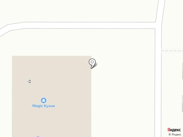 Mix на карте Анапы