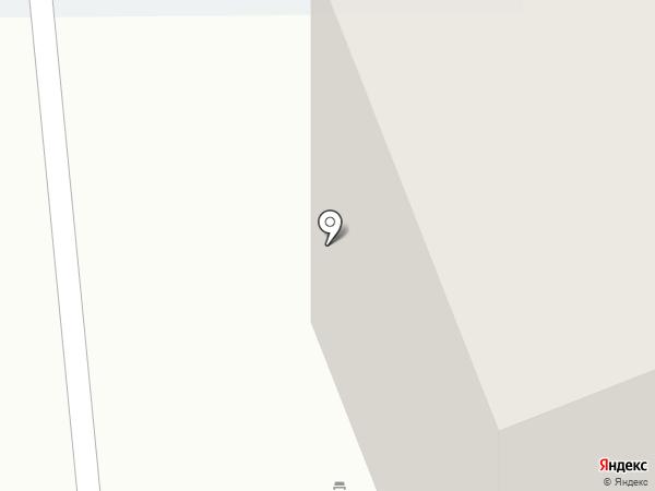 Северный на карте Анапы