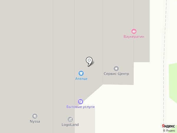 Страховое агентство на карте Москвы