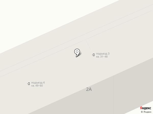 Лесинвест на карте Анапы