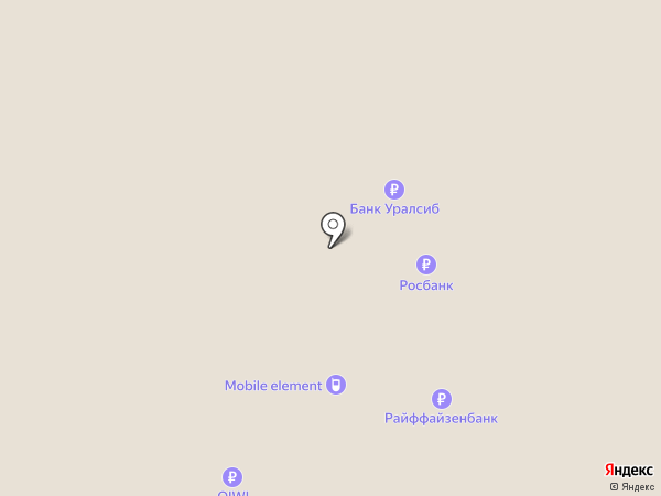 Банкомат, Промсвязьбанк на карте Анапы