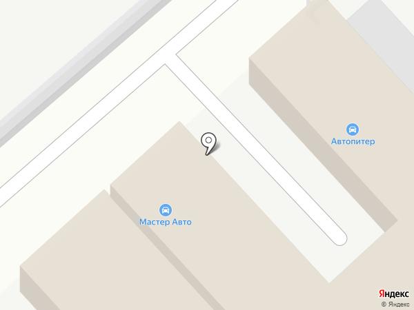 Центр по ремонту автостекол на карте Анапы