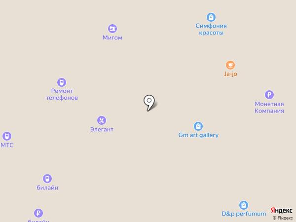 Gurme на карте Московского