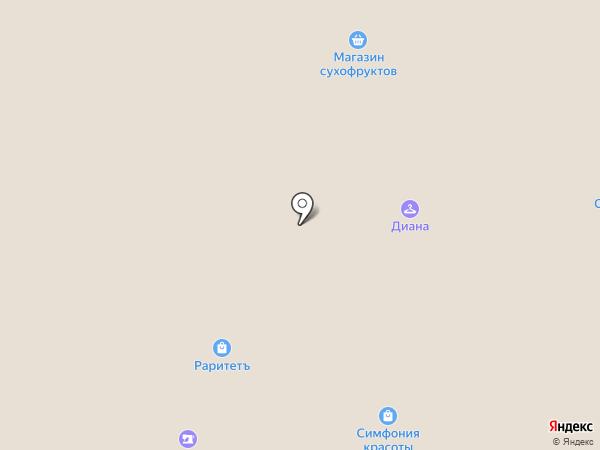VStyle на карте Московского