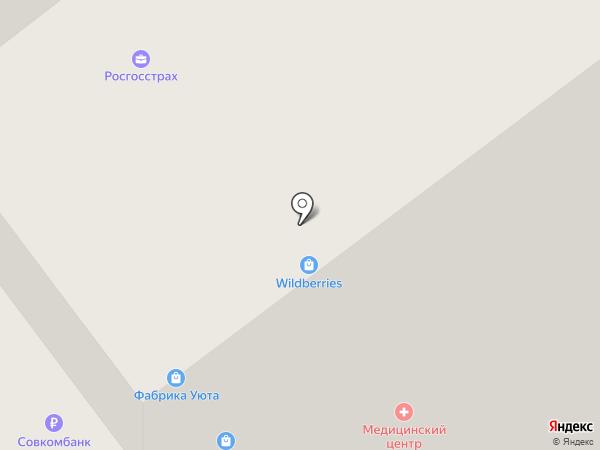 Веломиг на карте Красногорска