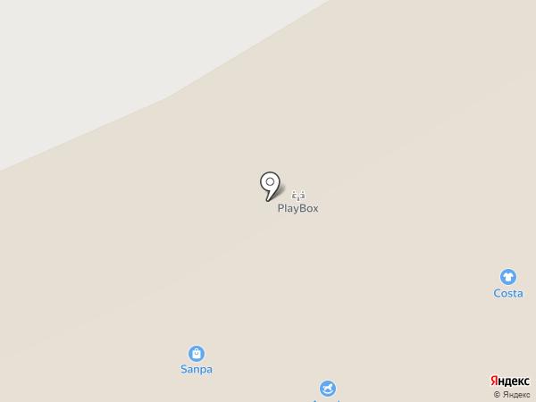 GELIN на карте Московского