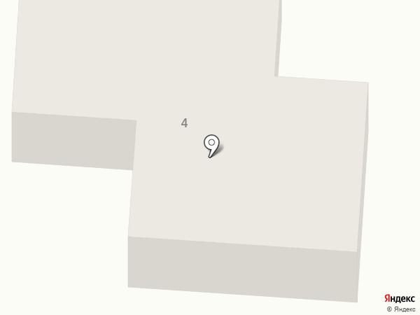 Три тополя на карте Красногорска
