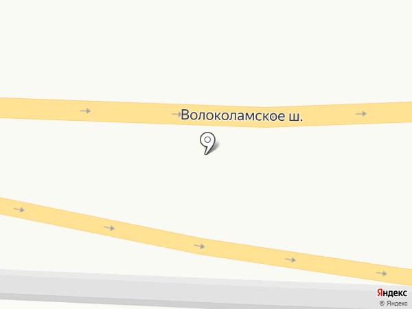 Ностальгия на карте Красногорска