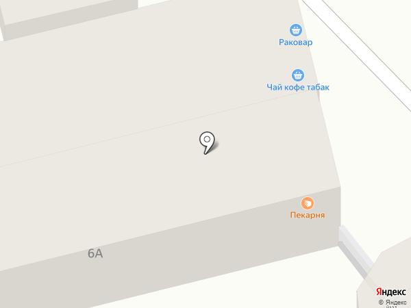 Доминант на карте Анапы