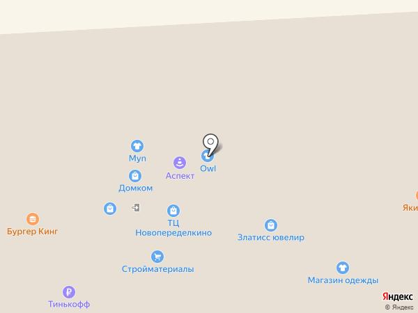 Сеть мастерских по ремонту телефонов на карте Москвы