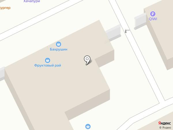МТС на карте Московского