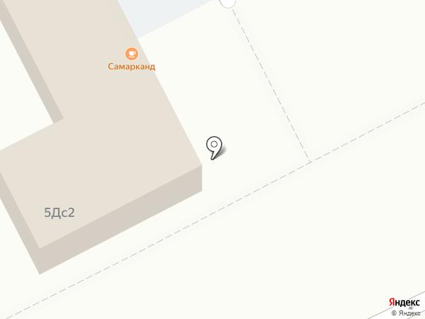 Связной на карте Московского