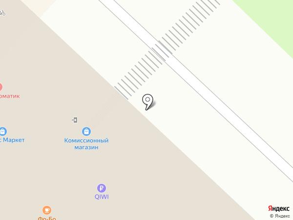 NEVAGO на карте Москвы