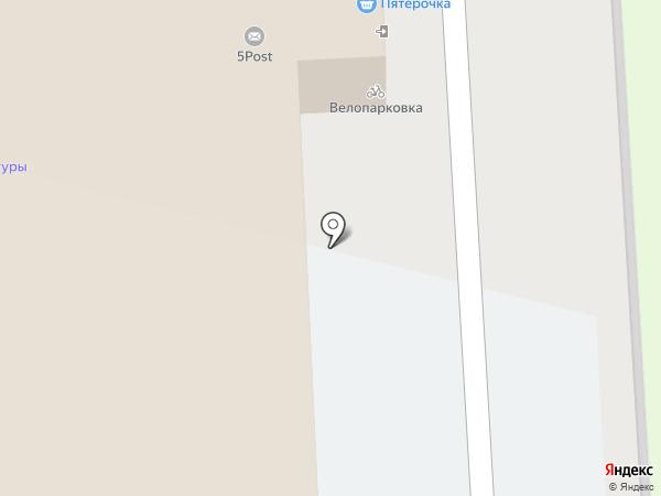 StrategShop на карте Москвы