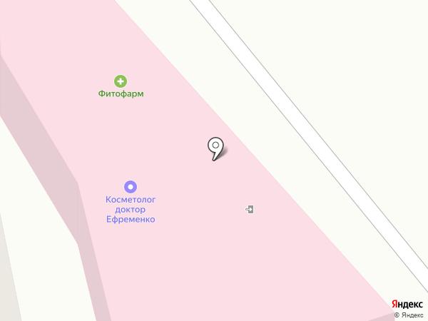 Арцах на карте Анапы