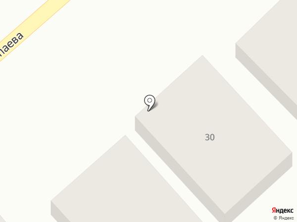 Риал тур на карте Анапы