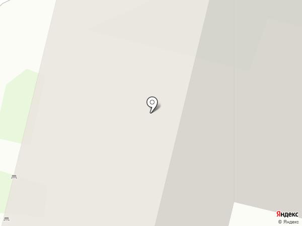 Комфорт Сити на карте Московского