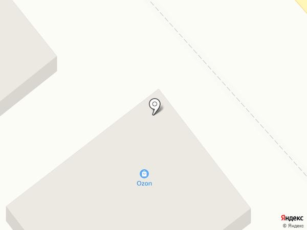 2 км на карте Анапы