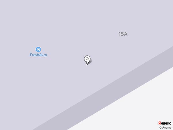 Венда на карте Новоивановского