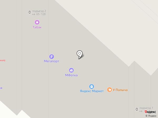СИТИЛИНК mini на карте Москвы