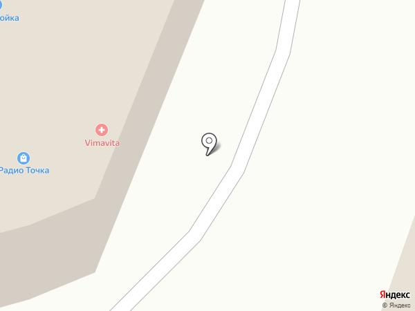 OldBoy Barbershop на карте Химок