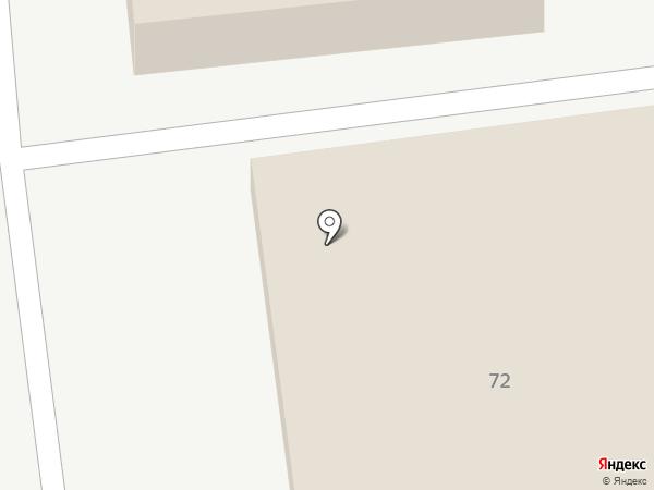 ГлавДоставка на карте Анапы
