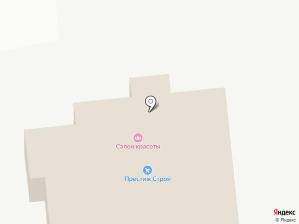 Авдаллини на карте Анапы