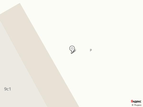 Поляна на карте Новоивановского