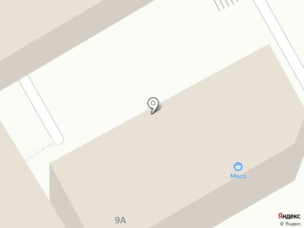 Сампэк на карте Новоивановского