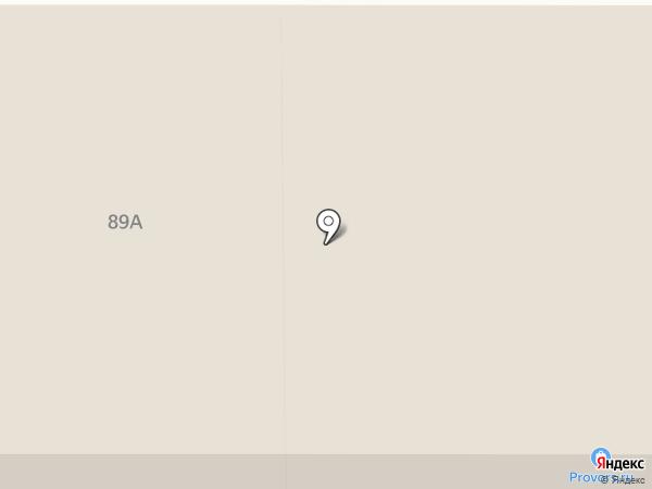 Служба эвакуации автомобилей на карте Анапы