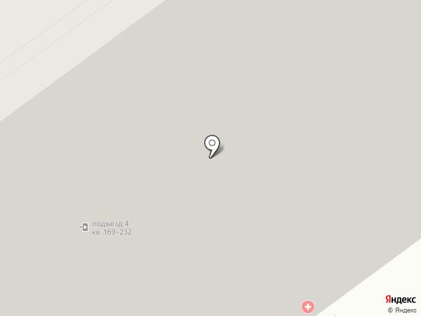 Частный гирудотерапевт Першин Пётр на карте Красногорска