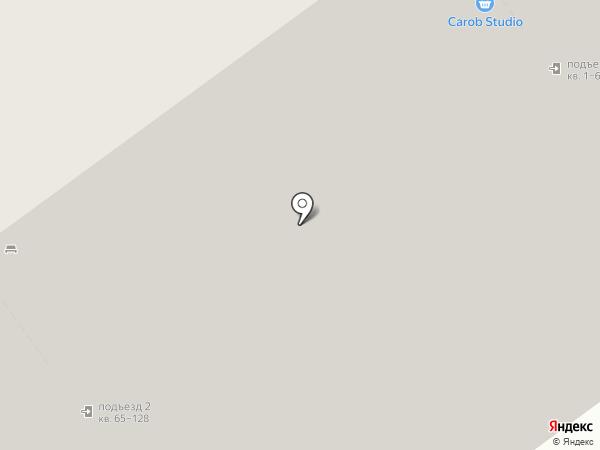 Вертихвост на карте Красногорска