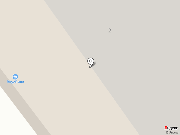 Норман на карте Красногорска