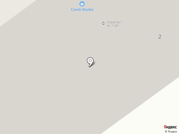 Ветеринарный кабинет на карте Красногорска