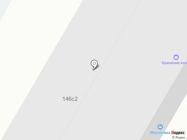 Транс Сервис на карте Москвы