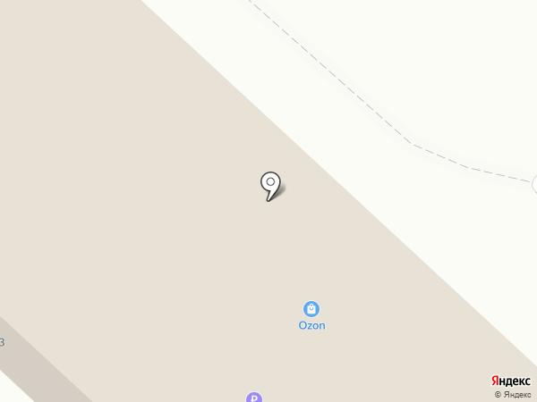 Почтовое отделение №119633 на карте Москвы