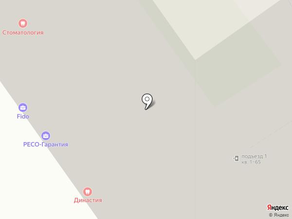 Купе & Гардеробные на карте Красногорска