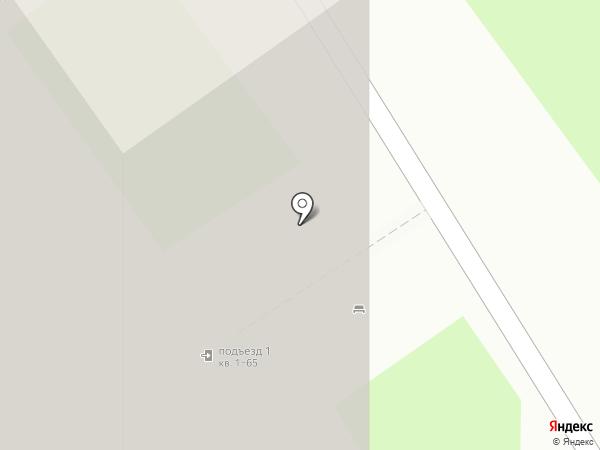 Планета Недвижимость на карте Красногорска