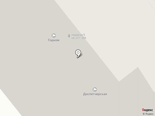 ОДС на карте Красногорска