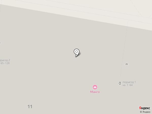 Магазин ювелирных изделий на карте Красногорска