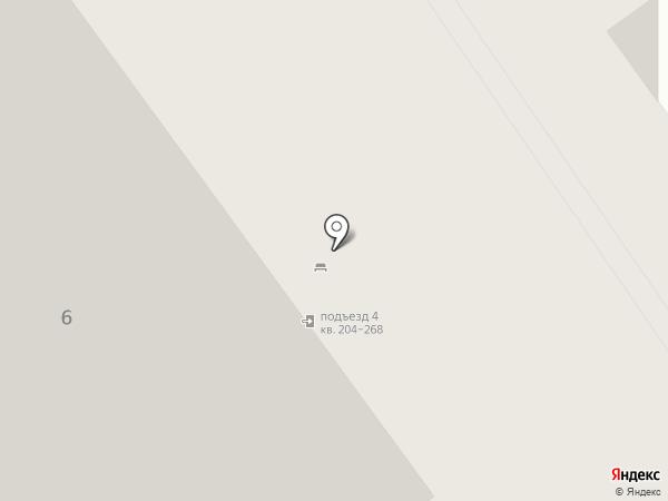 Изумруд на карте Красногорска