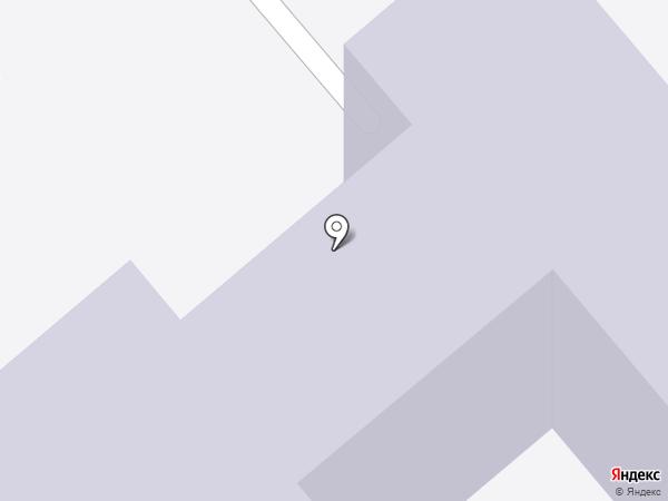 Средняя общеобразовательная школа №11 на карте Анапы