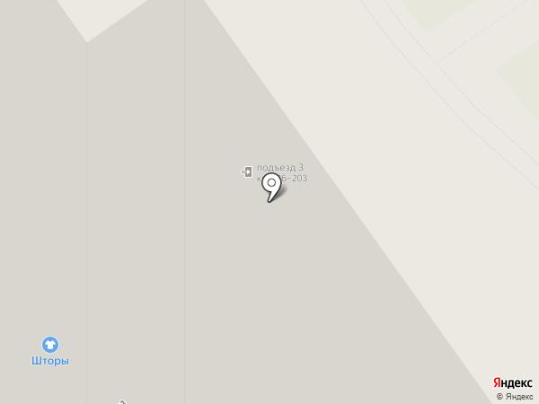 АнВес на карте Красногорска