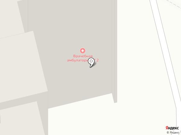 Химкинская детская городская поликлиника на карте Химок