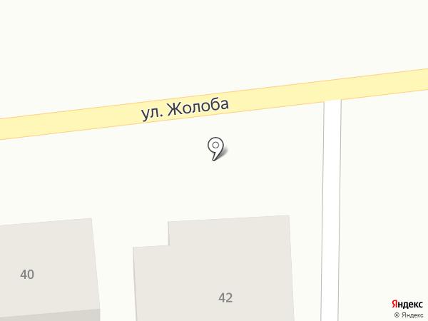 Качалка на карте Анапы