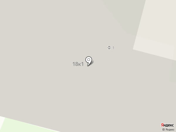 Оцелла на карте Московского
