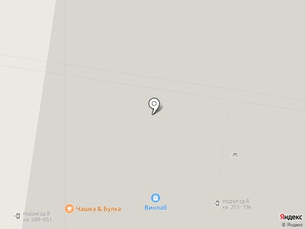 Ломбард-С на карте Красногорска